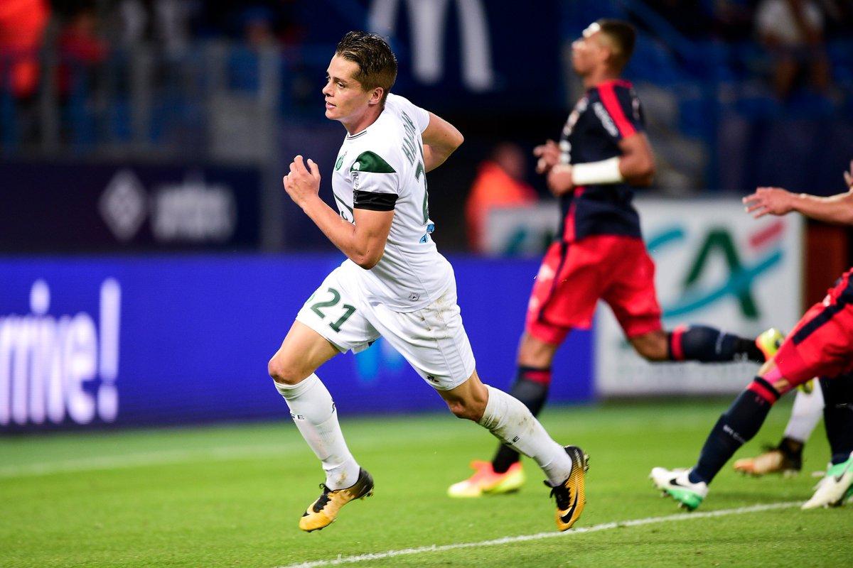 Découvrez le résumé vidéo de #SMCASSE (0-1), la seconde victoire des Verts en deux matchs de @Ligue1Conforama    http:// bit.ly/2uB5Yzo     pic.twitter.com/licgB1zMqJ