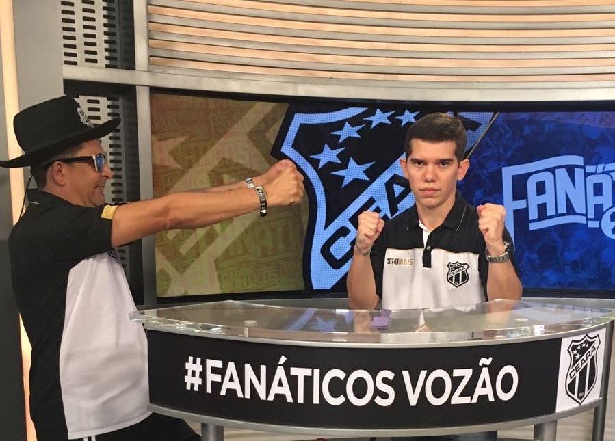 QUE FRIEZA! Bruno acerta a estreia do Ceará na Copa do Brasil de 2005 e leva mais 20 pontos pro #FanáticosVozão!