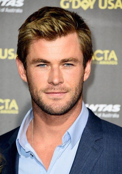 Happy 34th Birthday to Australian actor Chris Hemsworth