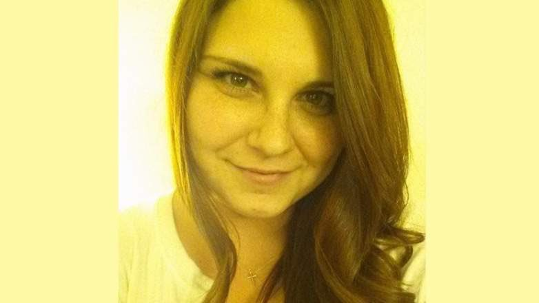 Heather Heyer. 32 years old. Her last words on Facebook were 'if you're not outraged you're not paying attention.' Rest In Peace.