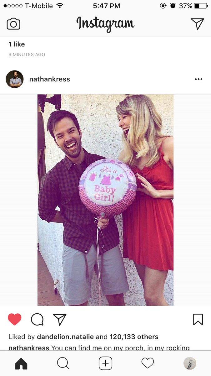 Nathan kress is dating