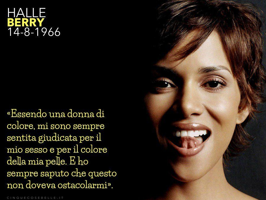Halle Berry sesso video