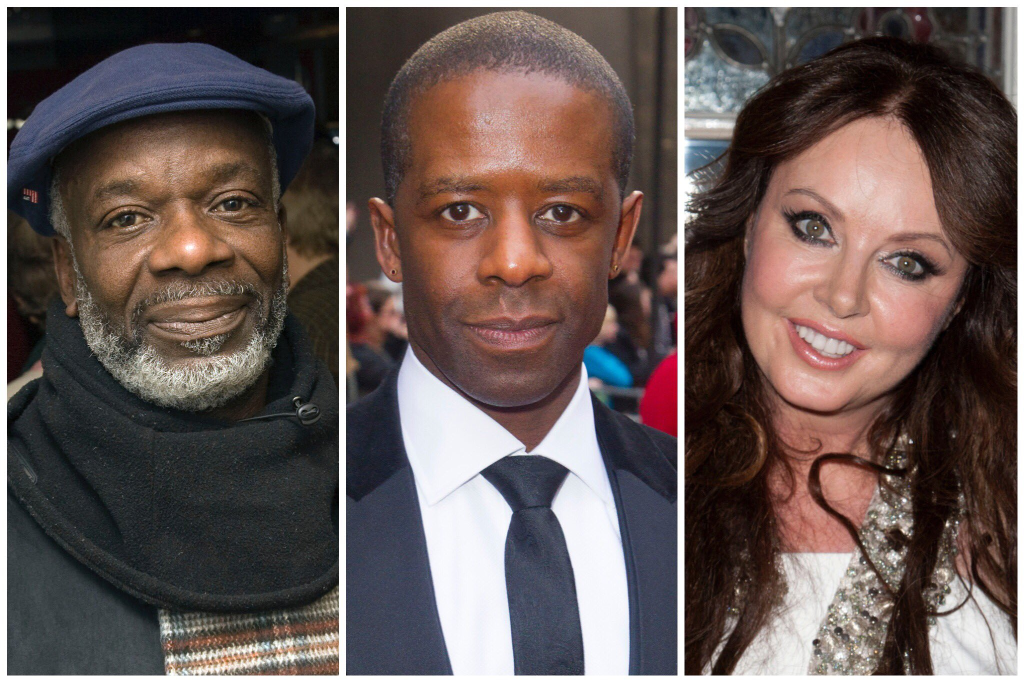 Happy birthday to Joseph Marcell, Adrian Lester and Sarah Brightman! Dan Wooller