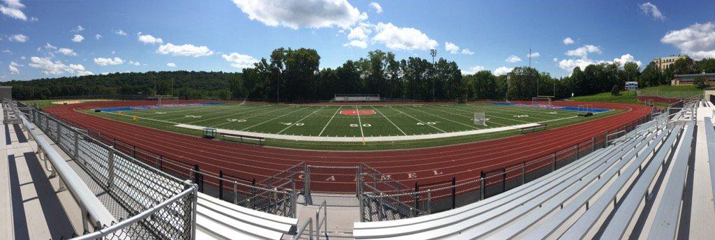 #StadiumProject Carmel HS in New York <br>http://pic.twitter.com/NlumUwTqOb