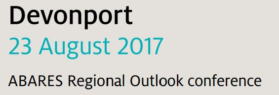 Bring the team! The #Devonport Regional #Outlook conference is coming up &amp; it&#39;s free to attend. Register today |  http:// bit.ly/2uiTY0v  &nbsp;  <br>http://pic.twitter.com/OxVvgGl4Ey