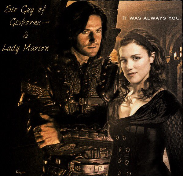 Needed a #Guy and Marion edit for this weekend.  #RichardArmitage #GuyofGisborne<br>http://pic.twitter.com/n1enuYxP50