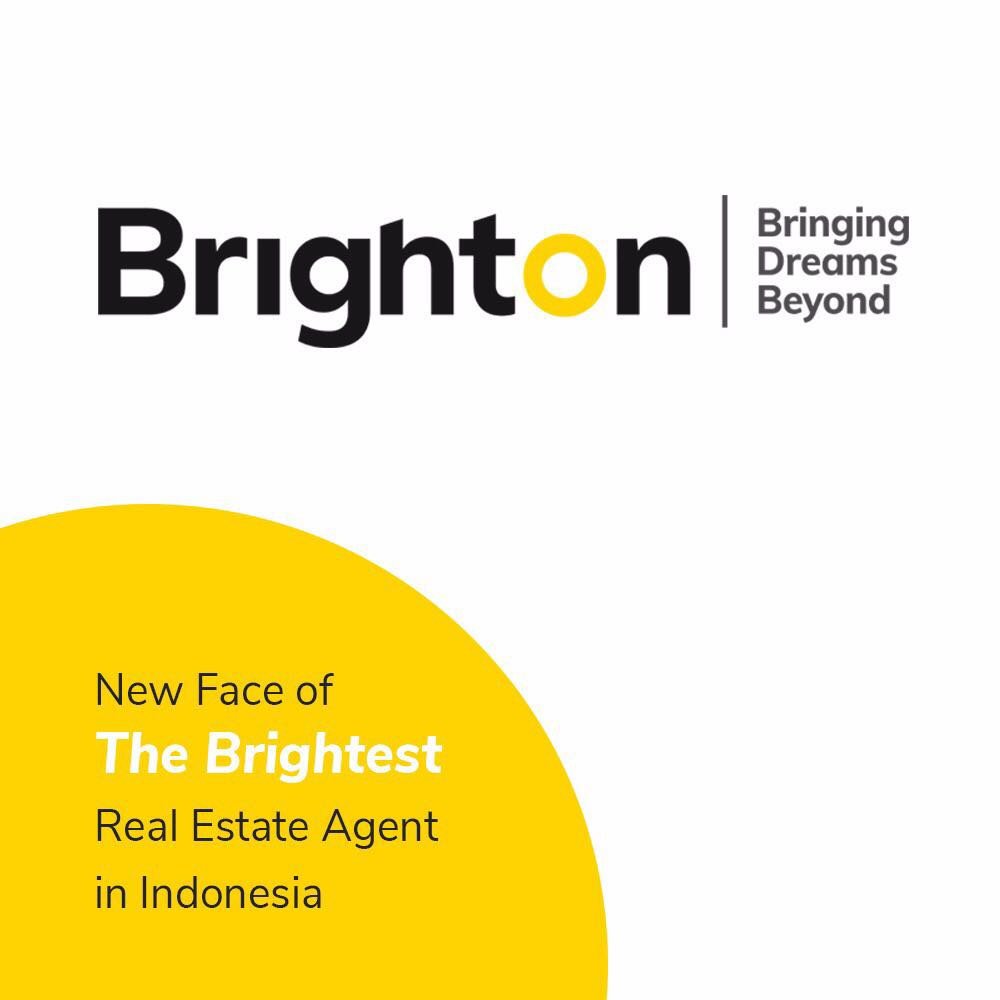 Happening TODAY! Welcome our new face, the BRIGHTEST real estate agent in Indonesia! BRIGHTON, Bringing Dreams Beyond!  #newface #rebranding<br>http://pic.twitter.com/JLXe6lud31