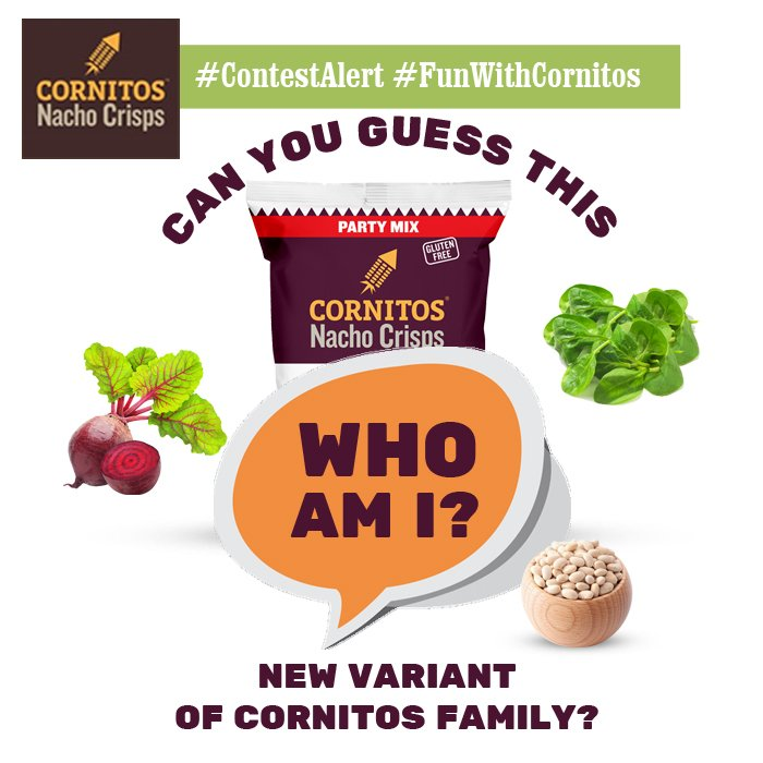 #ContestAlert #FunWithCornitos  Can you name this new variant of Cornitos family? #Like #Share #Comment #Tag<br>http://pic.twitter.com/DfE1pQaC66