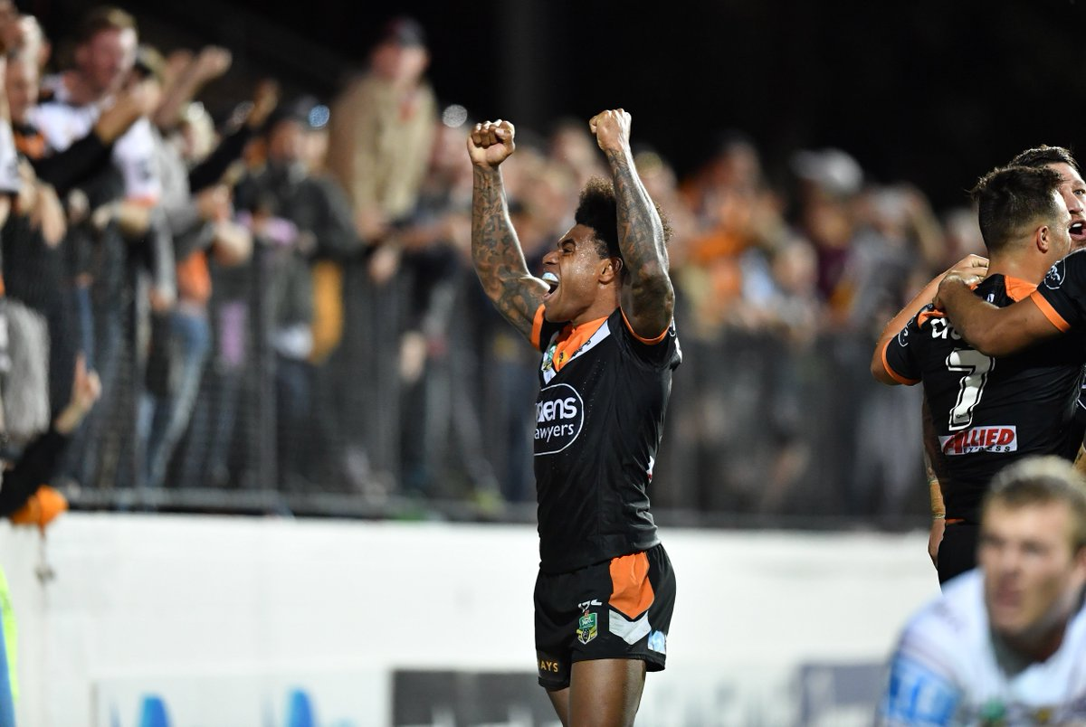 'The fans deserve us to play like that.' — @KevinNaiqama on ending 201...