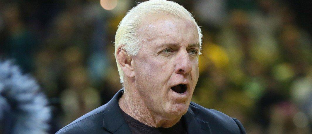 Ric Flair's management team: We need prayers for our living legend https://t.co/LFaqRJVDFN https://t.co/D9Ne7F0xoO