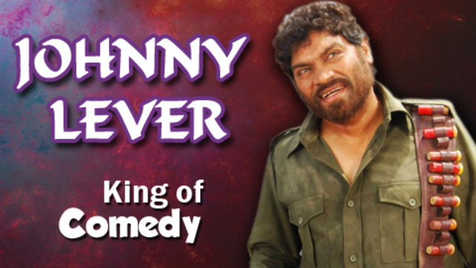 A Very Happy Birthday to the king of comedy, Johnny Lever Sir!
