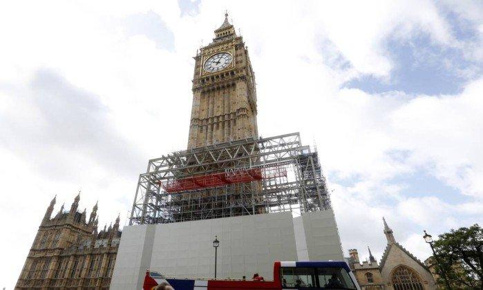 Reino Unido anuncia que Big Ben deixará de soar por quatro anos https://t.co/AGEyNXhiEm
