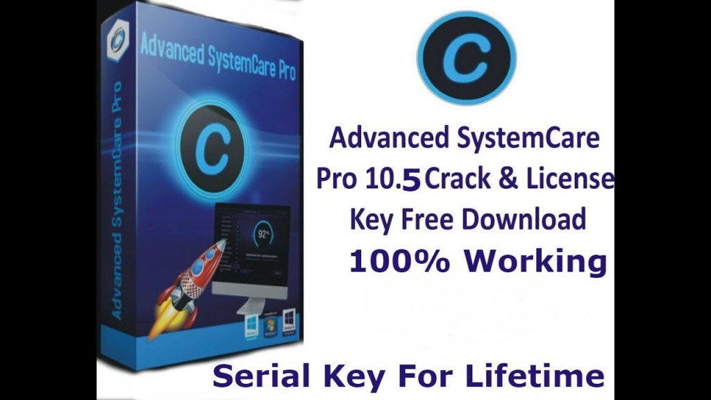advanced systemcare 10 pro serial key 2017