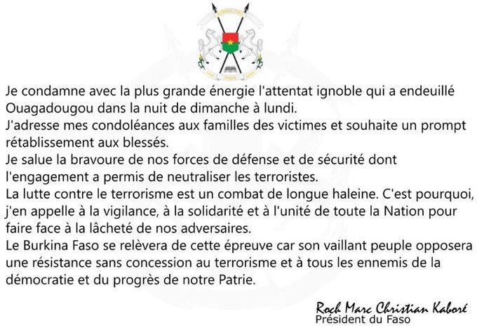 Conseil de sécurité de l'Onu : Le Mali réclame une aide