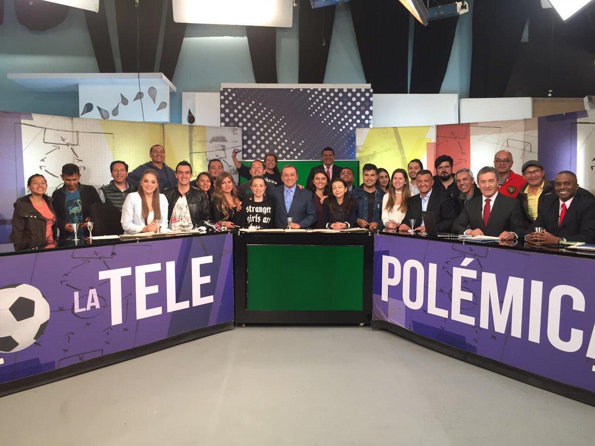 Gracias a todos nuestros televidentes por la sintonía durante estos años en @LaTelepolemica. Fueron nuestra razón de ser ¡Hasta pronto! https://t.co/FhTIFJ9K0e