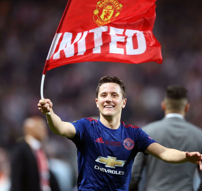 Happy birthday Ander Herrera, 28 looks great on you baby.