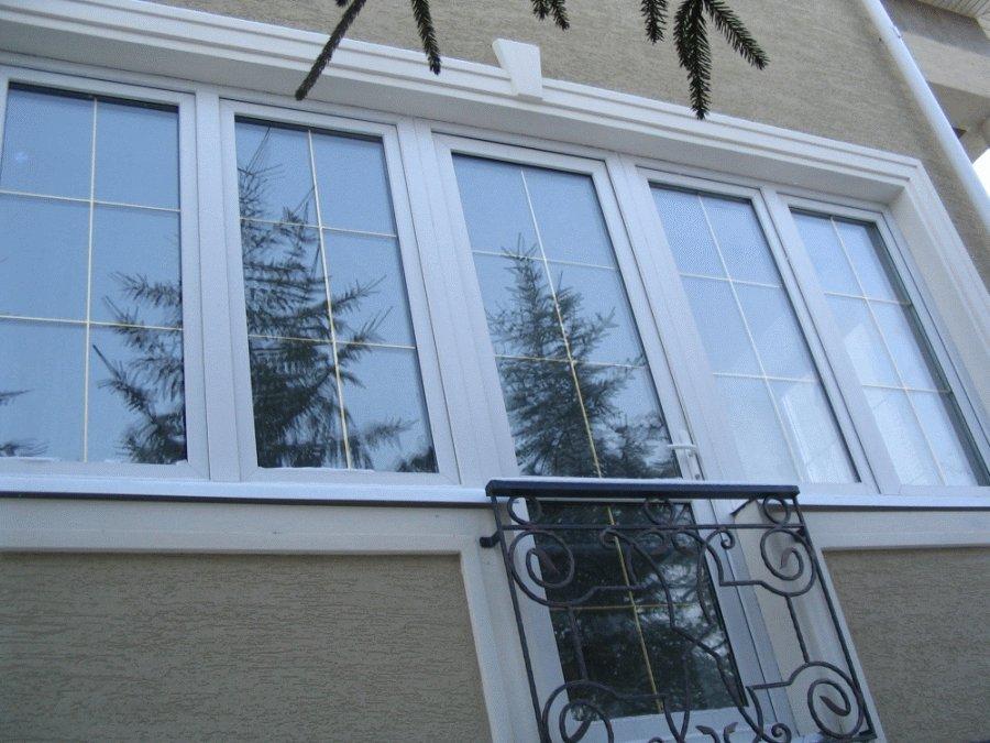 фото пластиковые окна размеры и цены