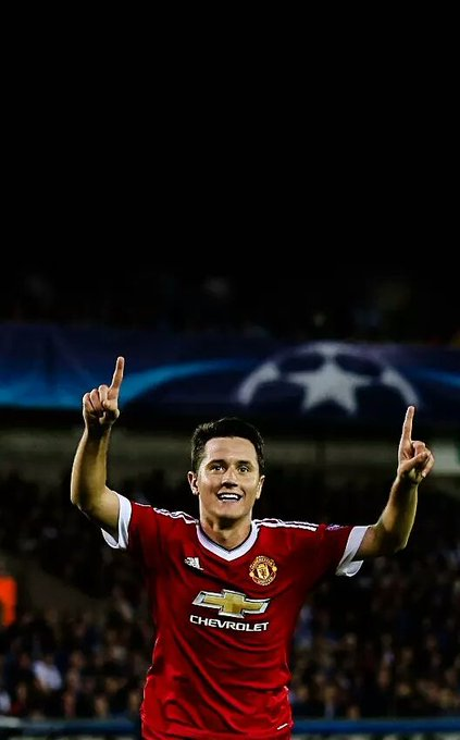 Happy Birthday Ander Herrera