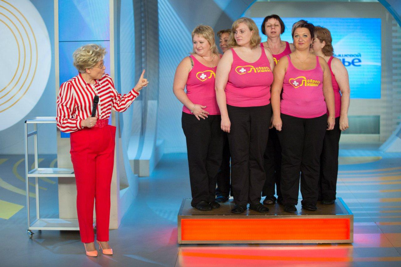 Ток Шоу Про Похудению. Ток-шоу о похудении: а что происходит с участниками после?