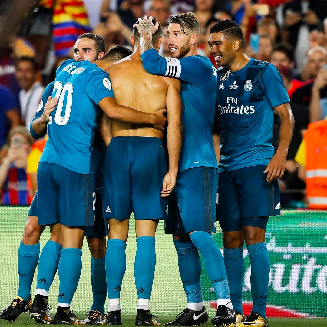 Meski sempat dicemooh oleh penonton, Ronaldo beri performa yang memuaskan