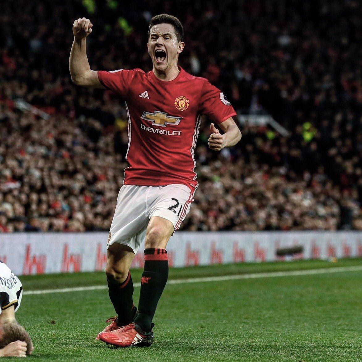 Happy birthday to Ander Herrera. The Manchester United midfielder turns 28 today.