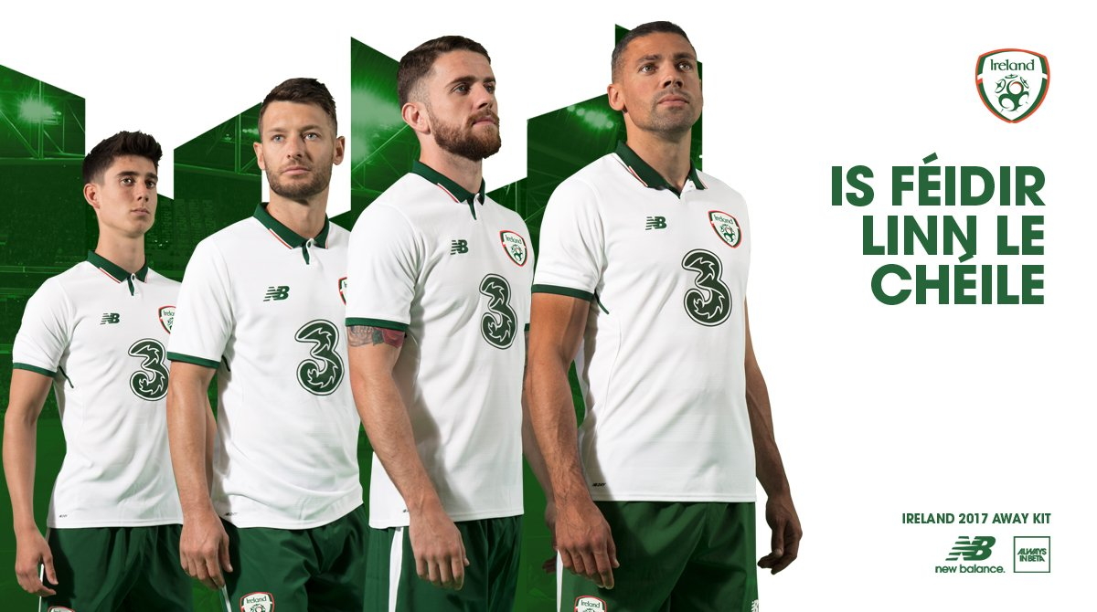 0626824e4 the new nbireland fai away jersey has been unveiled thoughts
