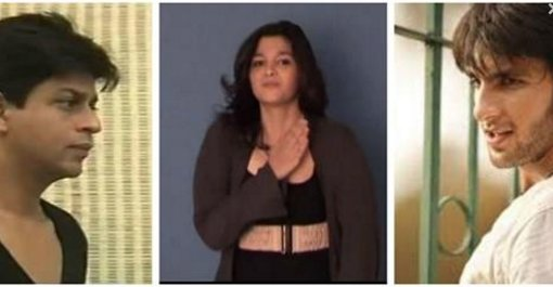 Throwback: Shah Rukh Khan, Alia Bhatt & Other Celebrity Audition Tapes That You've Gotta See https://t.co/tOFAeRp9bN