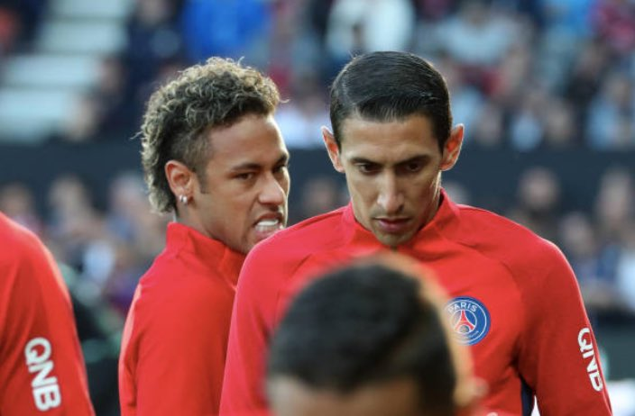 Neymar Jr. had a hand in all three goals and scored one as #PSG beat Guingamp 3-0 away from home but he doesn&#39;t like snakes <br>http://pic.twitter.com/EQXchfGGUG