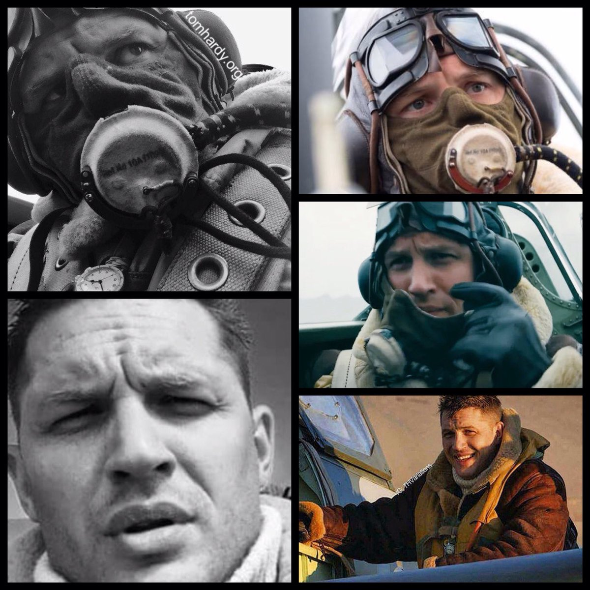 Farrier! Our Hero!  #TomHardy #Dunkirk<br>http://pic.twitter.com/1TLz5pAcMu