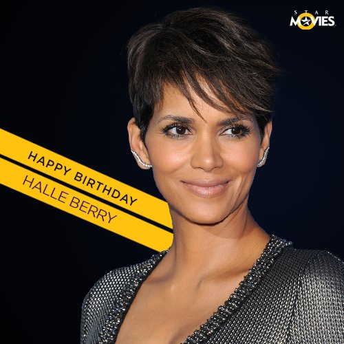 She is talent and beauty personified! Happy Birthday to the Academy Award® winner Halle Berry!