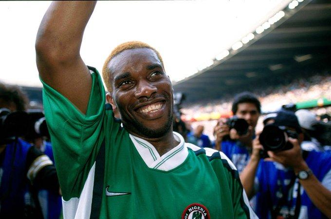 Happy Birthday Jay-Jay Okocha