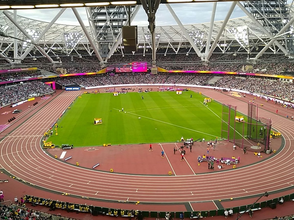 Unfortunately it&#39;s over... Sport and athletics can tell more about life in days than life in years! #London2017 @iaaforg @spikesmag<br>http://pic.twitter.com/1gDvPuPr0k
