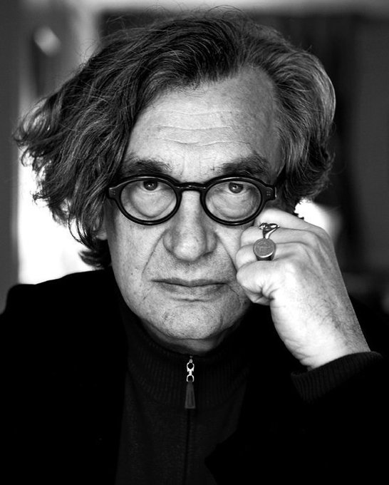 Happy birthday to the great Wim Wenders.