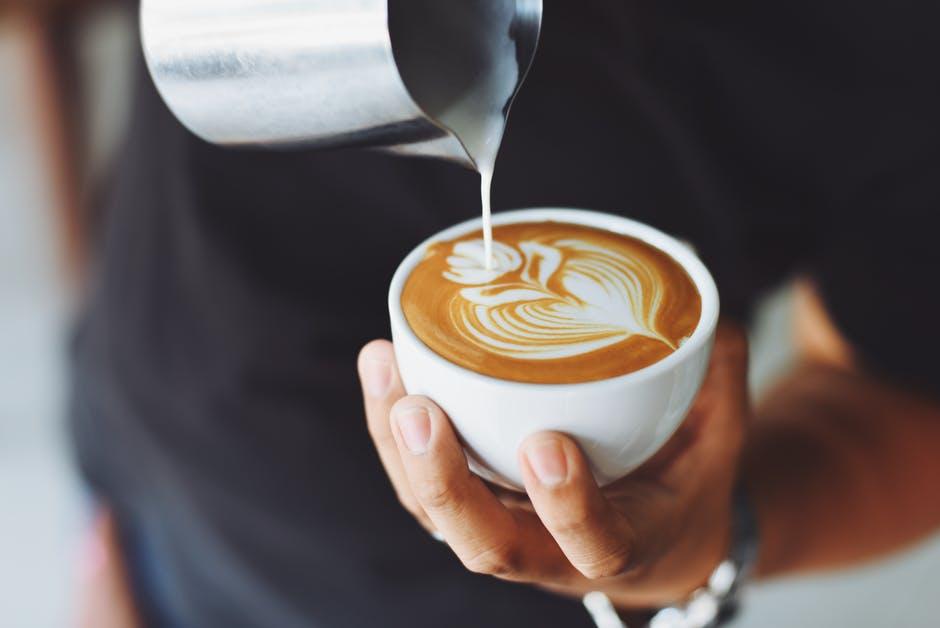 We've got a whole-latte-love for Monday mornings. #MondayMotivation #Latte
