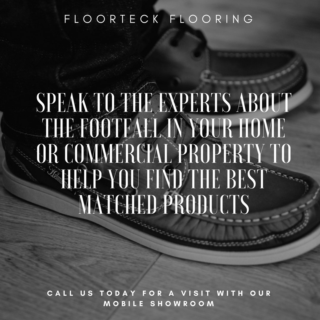 Our experts can help you choose a flooring type that is both #practical and #hardwearing for areas with heavy #footfall.<br>http://pic.twitter.com/y9YWf3P3Z3