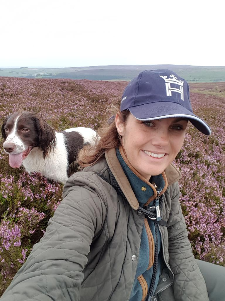 We&#39;re out!!! A little damp but it&#39;s supposed to come good throughout the day. #grouse #beating #ruralwork #funtimes <br>http://pic.twitter.com/Tou20u9wQd