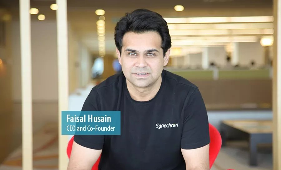 Interview with Faisal Husain, #CEO of global management and technology consultancy @Synechron »  http:// goo.gl/TwUbAL  &nbsp;   #consulting <br>http://pic.twitter.com/6DanmRjwdR