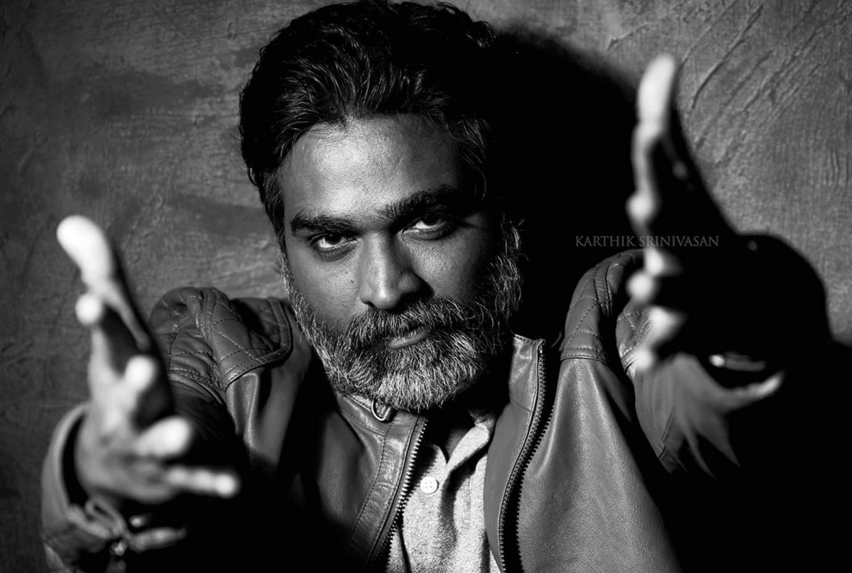 "SS Music On Twitter: ""Theri Mass #VijaySethupathi"