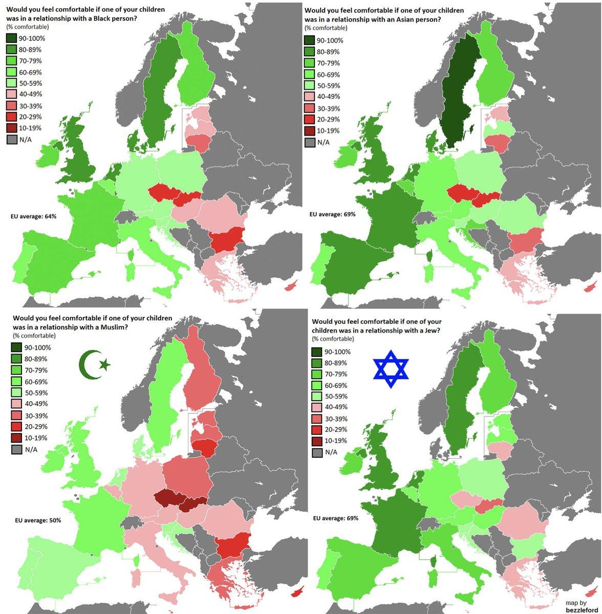 Ken rutkowski on twitter maps reveals europes most racist ken rutkowski on twitter maps reveals europes most racist countries you wont like it httpstggrscvmrxj gumiabroncs Gallery