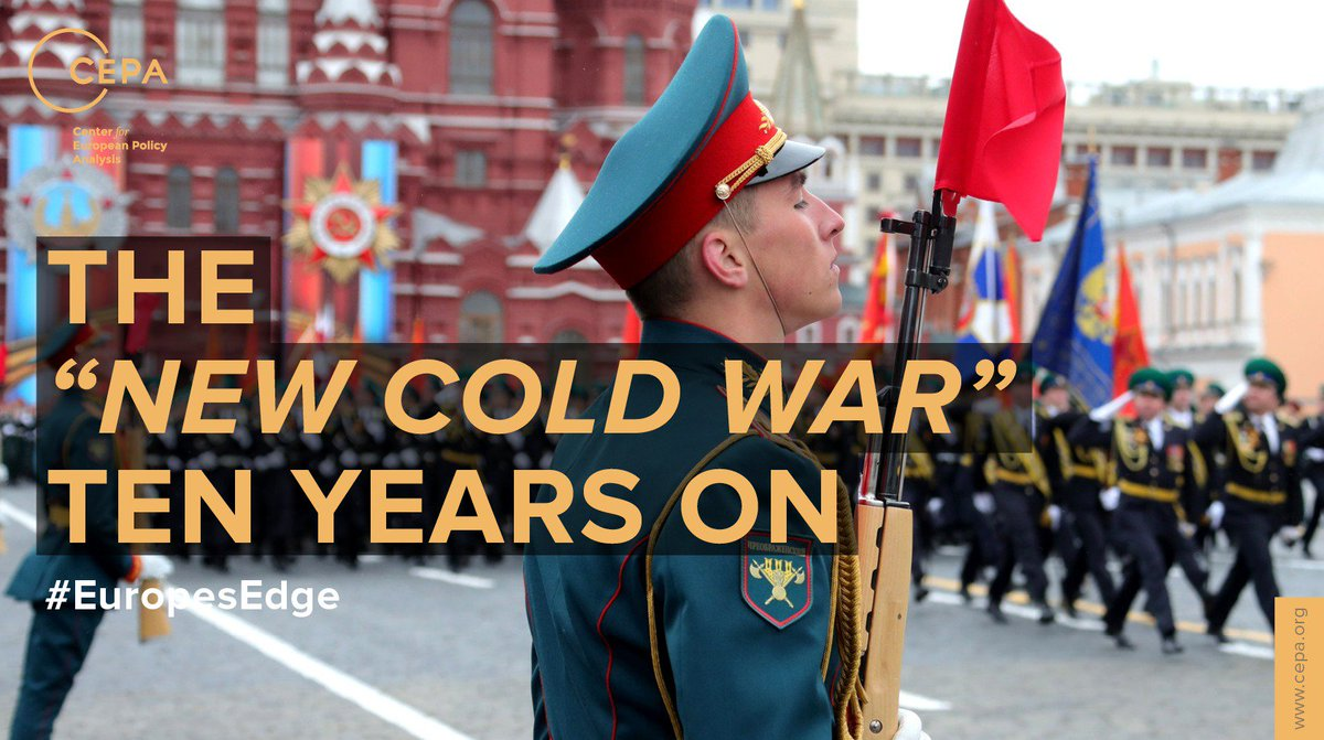 .@edwardlucas: The real problem is the way the #Kremlin ably exploits the West's divisions &amp; weaknesses  https:// goo.gl/rmq1im  &nbsp;   #EuropesEdge<br>http://pic.twitter.com/Q4KZTcqKhX