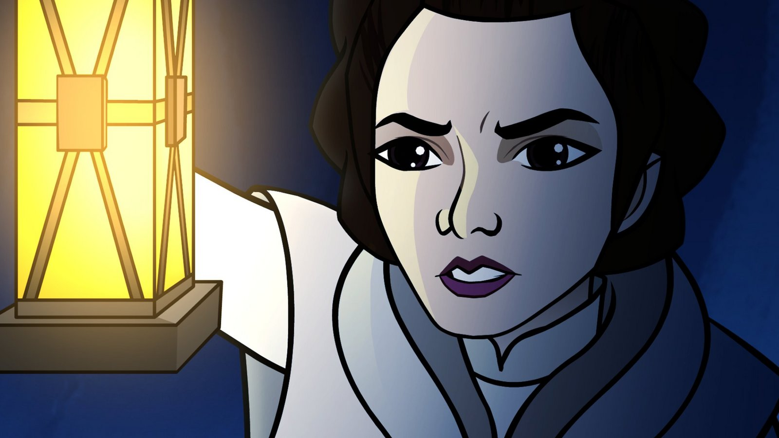 "Leia and Chewie encounter a wampa in Star Wars #ForcesOfDestiny: ""Beasts of Echo Base."" https://t.co/SxNgHQSJHq"