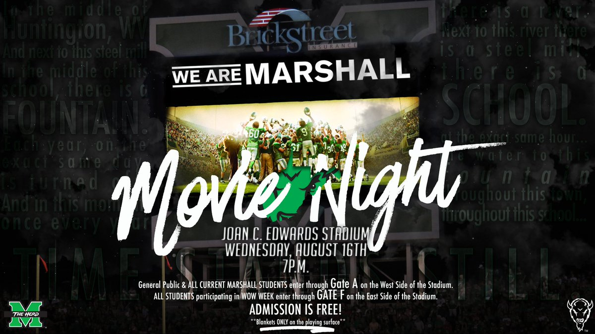 characters in we are marshall