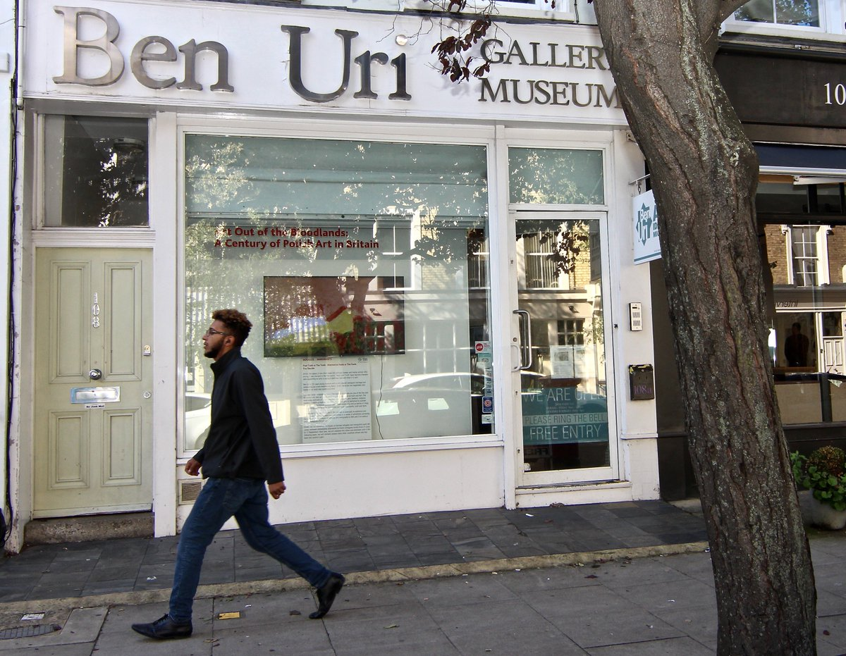 """Take a tip from Culture Trip! Visit us we're Amongst """"The Best Art Galleries in North London"""". https://t.co/wdbFrSXMws. Thanks @CultureTrip"""