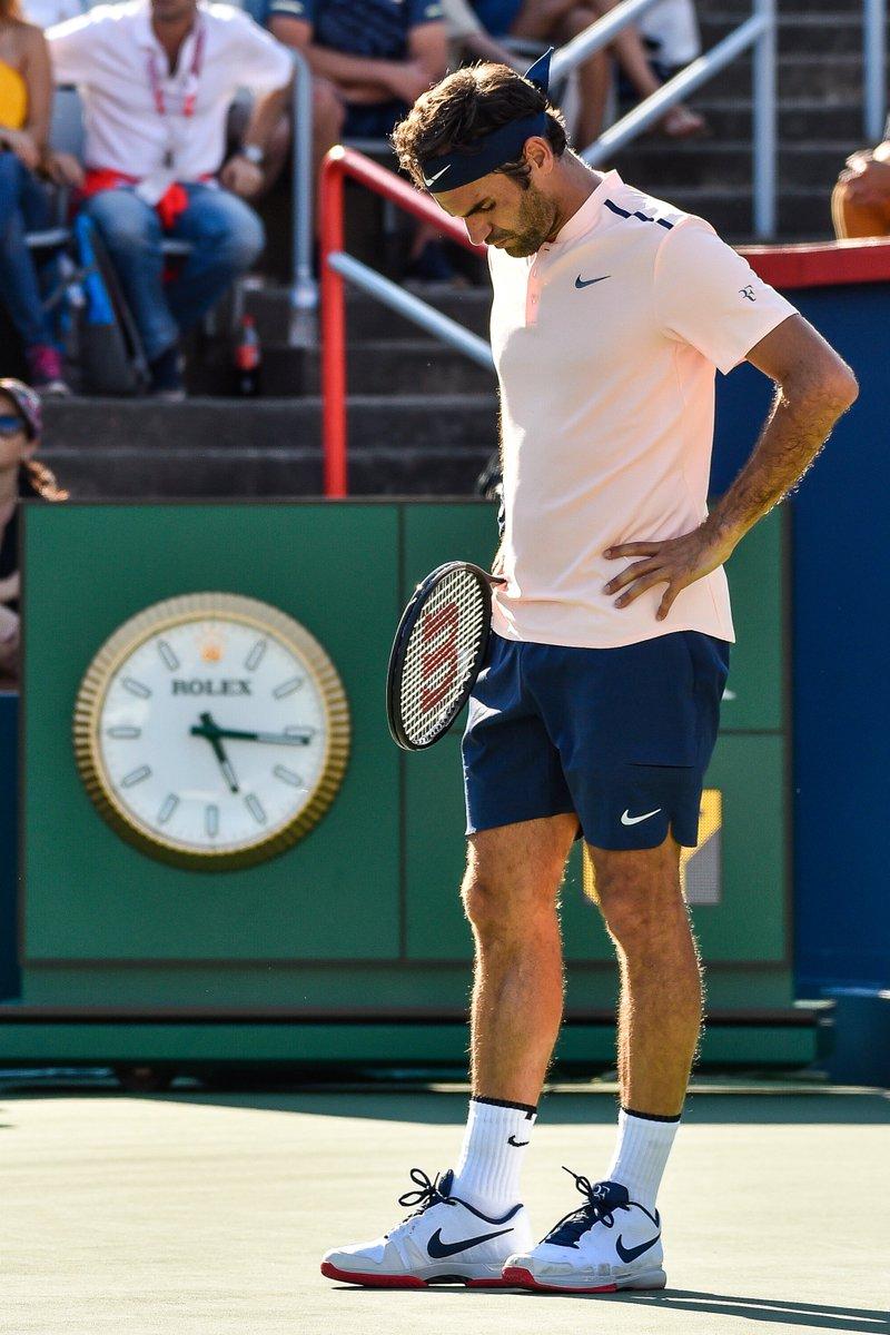 test Twitter Media - #tennis Roger #Federer déclare forfait pour Cincinnati, Rafael #Nadal redeviendra n°1 mondial lundi prochain https://t.co/VuKN36aziW