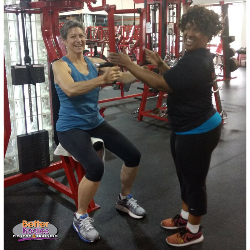 Check out Ellen&#39;s inspirational story about why she works out  http:// bit.ly/2wJmj2C  &nbsp;   #betterbodies #cancersurvivor #strongwomen<br>http://pic.twitter.com/7XRxYyX5Yo