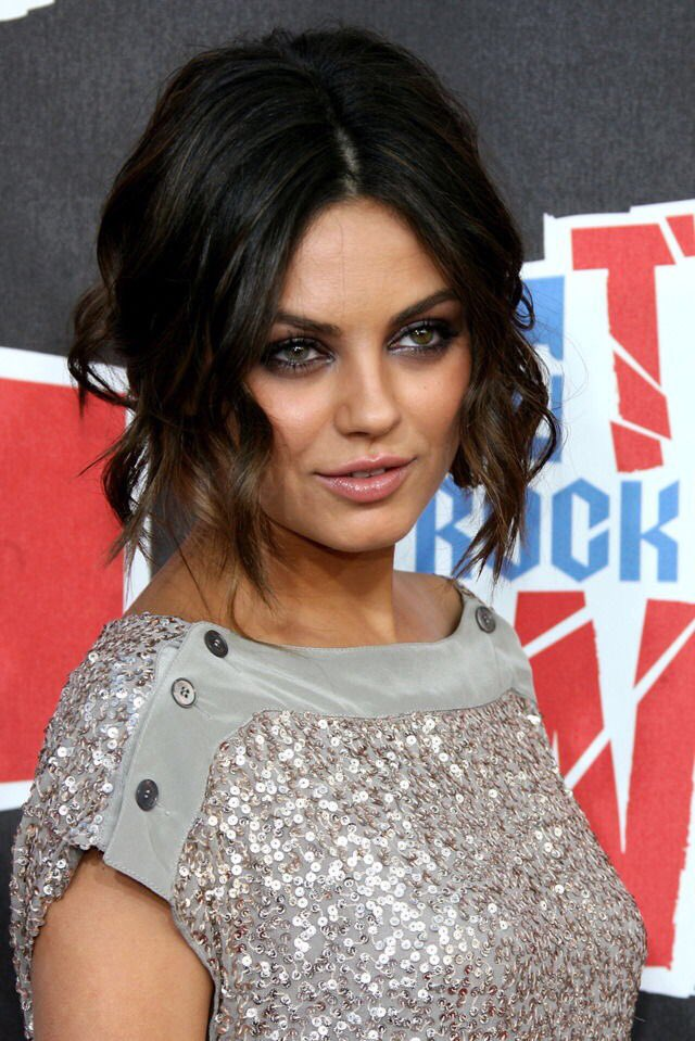Happy 34th Birthday to the beautiful Mila Kunis