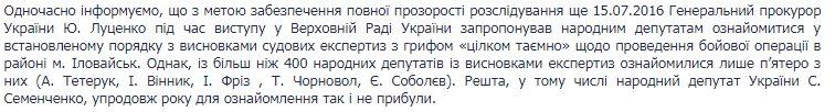 Расследование Иловайска: российский агрессор вероломно убил 366 украинских воинов, 429 - были ранены, 300 - попали в плен, - отчет ГПУ - Цензор.НЕТ 269