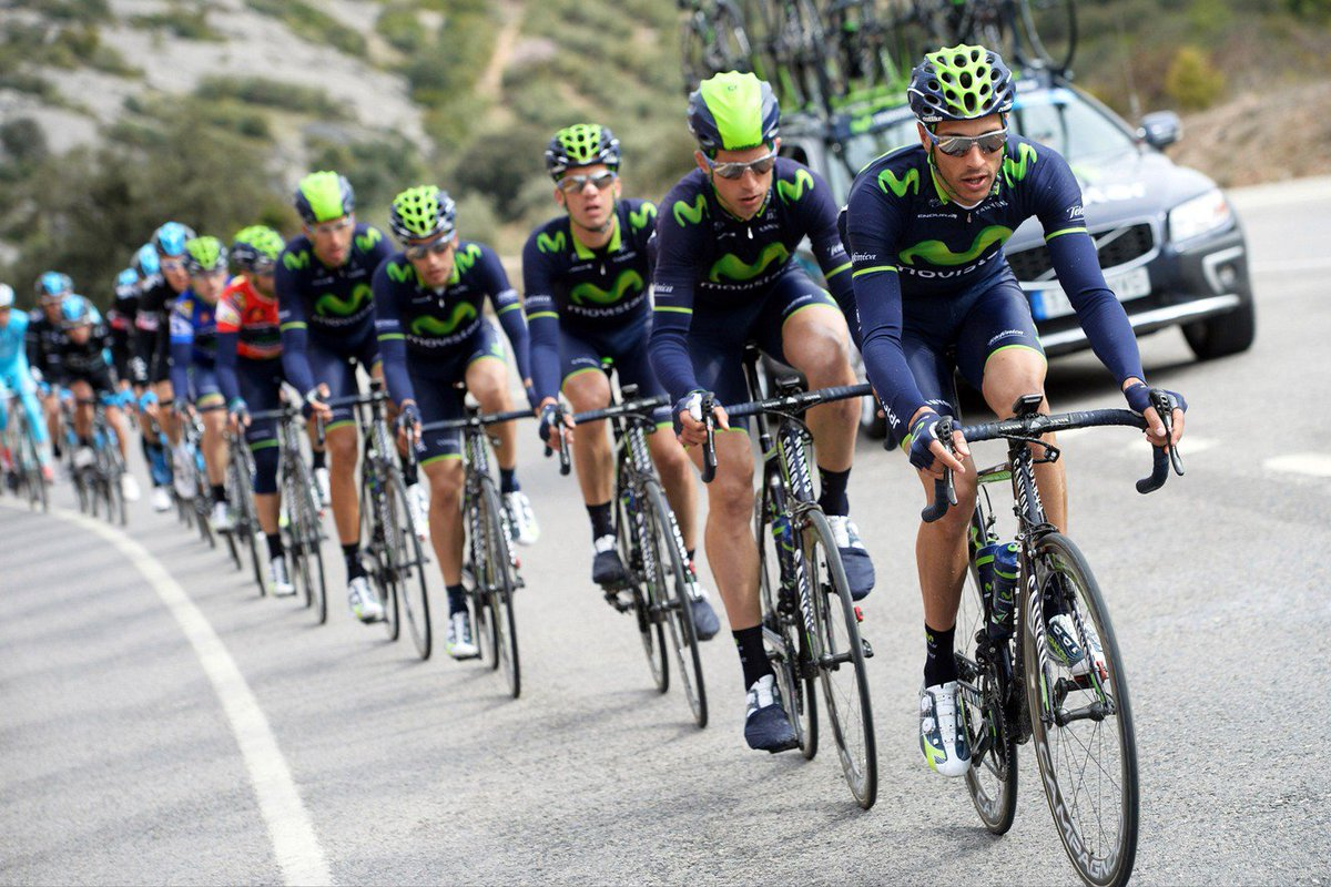 Movistar announce Vuelta a Espana squad. Read more here:  http:// bit.ly/2uUAxeW  &nbsp;   #Vuelta2017 #Movistar <br>http://pic.twitter.com/Vvokb8JZ4R