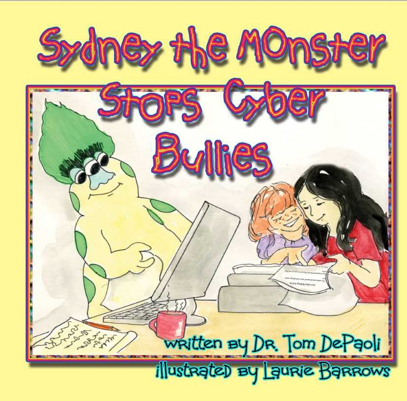 Stop Cyber Bullies fast.  https://www. amazon.com/dp/1544921659/ ref=cm_sw_su_dp &nbsp; …  #cyberbullies  http:// drtomdepaoli.com  &nbsp;  <br>http://pic.twitter.com/7IeUGn0xhv