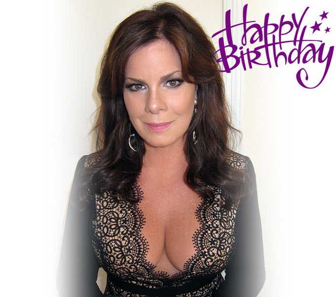 HAPPY BIRTHDAY MARCIA GAY HARDEN ""